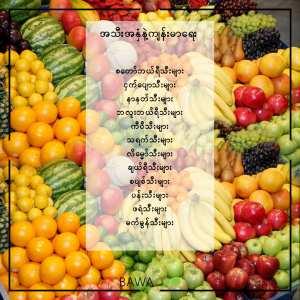 ကျန်းမာရေး, အစားအစာ, ကိုးကားစာများ