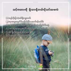 စွမ်းရည်, ကလေးပြုစုပျိုးထောင်ခြင်း, ပျော်ရွှင်သောဘဝ, လူနေမှုဘဝ